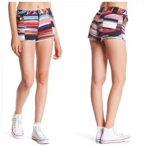 One Teaspoon Equador Chompers Shorts